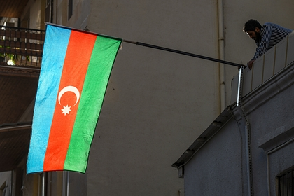 Азербайджан занял оставленный армянскими войсками район Карабаха