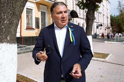 Саакашвили предрек экономике Украины неизбежную катастрофу