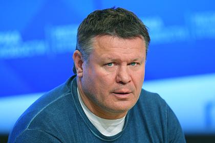 Тактаров пристыдил Харитонова перед десантниками
