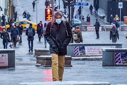 В Кремле заявили о тревоге и пессимизме в обществе из-за пандемии