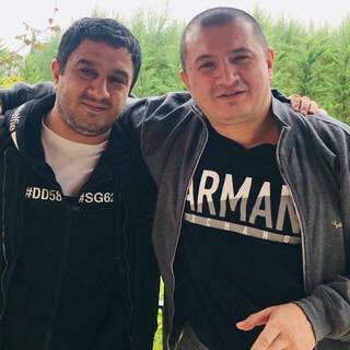 Намик Салифов (Бакинский) и Надир Салифов (Гули)