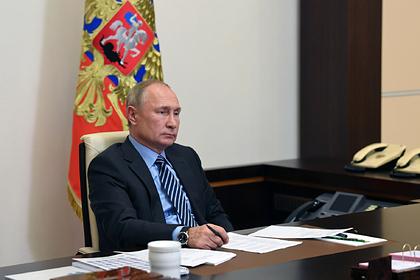 Стала известна причина отмены поездки Путина в Саров