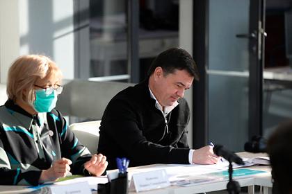 Воробьев рассказал о создании в регионе научно-образовательного кластера
