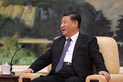 Лидер Китая лично поздравил Байдена с победой на выборах