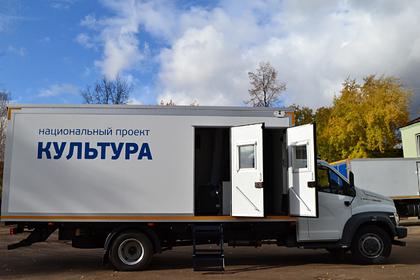 Владимирская область закупит четыре автоклуба