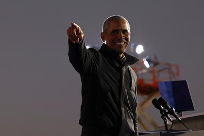 Барак Обама поддержал идею Дрейка сыграть его в фильме