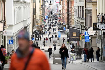 Продолжительность жизни в Швеции упадет впервые за 120 лет