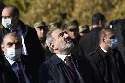 Пашинян назвал «историческим решением» резолюцию Сената Франции о Карабахе