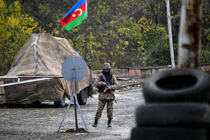 Азербайджан назвал «листком бумаги» резолюцию Сената Франции по Карабаху
