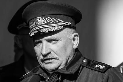 Умер начальник одного из самых засекреченных управлений Минобороны России
