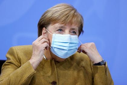 В Германии продлили жесткий карантин до конца года