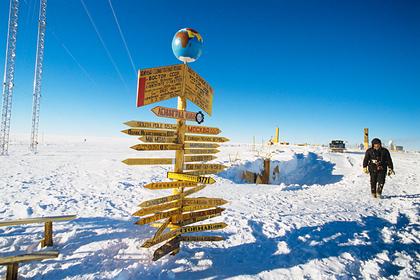 Доставка модулей для российской станции в Антарктиде оказалась сорвана
