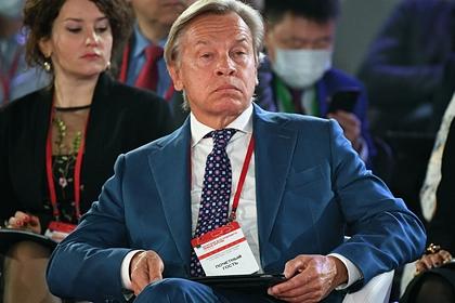 В России оценили слова немецкого министра о диалоге с Москвой с «позиции силы»