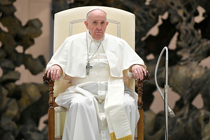 Папа римский помолился за Марадону