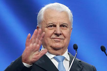 Кравчук призвал Россию определиться по договоренностям «нормандской четверки»