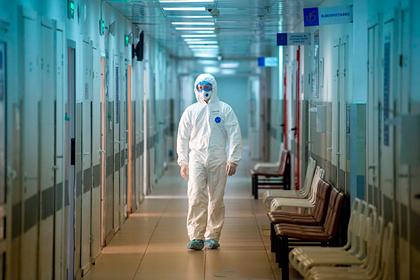 В России умерли рекордные 524 пациента с коронавирусом за сутки