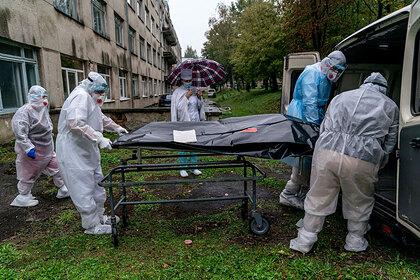 На Украине зафиксировали антирекорд по коронавирусу