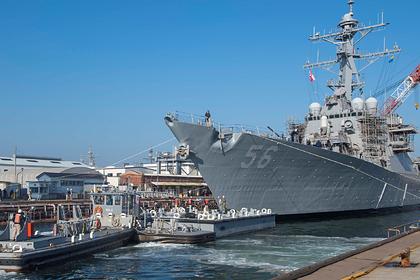 В США заявили о превосходстве вторгшегося в российские воды эсминца