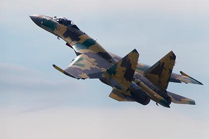 В США назвали Су-35 мощным убийцей