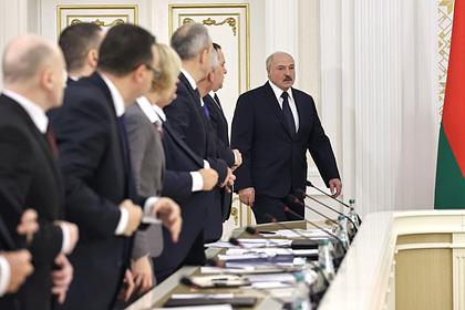 Лукашенко заявил о готовности вместе с Россией противостоять США