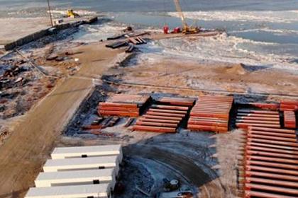На Чукотке завершили запланированные работы по строительству паромов