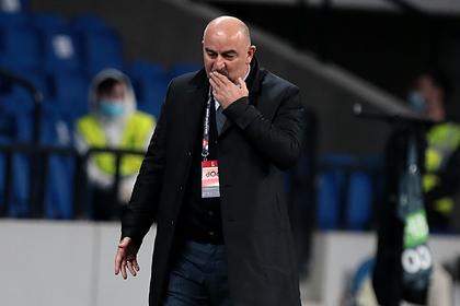 Черчесову нашли замену в сборной России