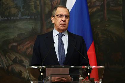 Лавров рассказал о поддержке санкций Белоруссии против Евросоюза