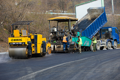 Владивосток завершил основную программу ремонта дорог по нацпроекту