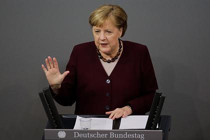 Меркель пообещала закрыть все горнолыжные курорты Европы