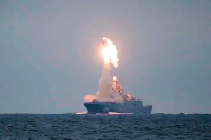 ВМФ России испытал гиперзвуковую ракету «Циркон»