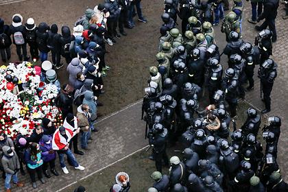 Белоруссия пообещала отвечать на попытки осуществить революцию