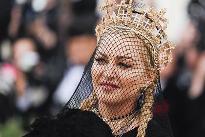Мадонну «похоронили» в сети вслед за Диего Марадоной