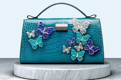 Названа цена самой дорогой сумки в мире