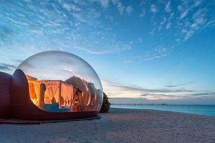 На Мальдивах появились роскошные дома для соблюдения социальной дистанции