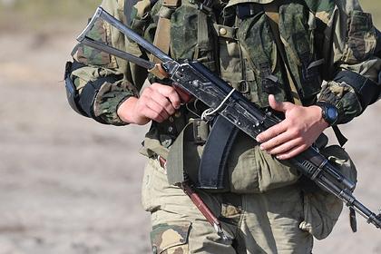 Служащего в Армении российского военного нашли мертвым