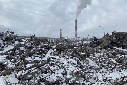 Путин заявил о предотвращении экологической катастрофы в Усолье-Сибирском