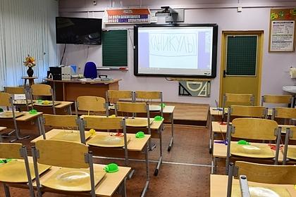 В России предложили на год продлить меры из-за COVID-19 в школах