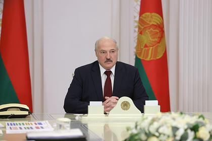 Лукашенко обвинил Польшу в попытках обрушить экономику Белоруссии