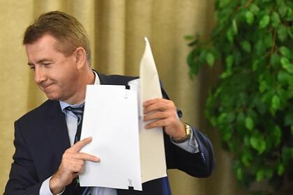 Бывшего замдиректора ФСИН Максименко отправили в СИЗО