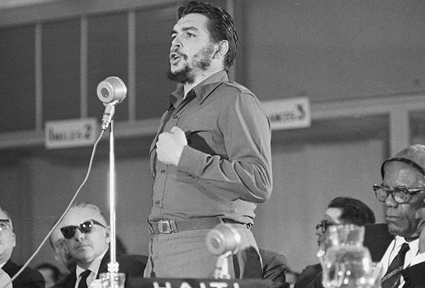 Эрнесто Че Гевара, 1961 год