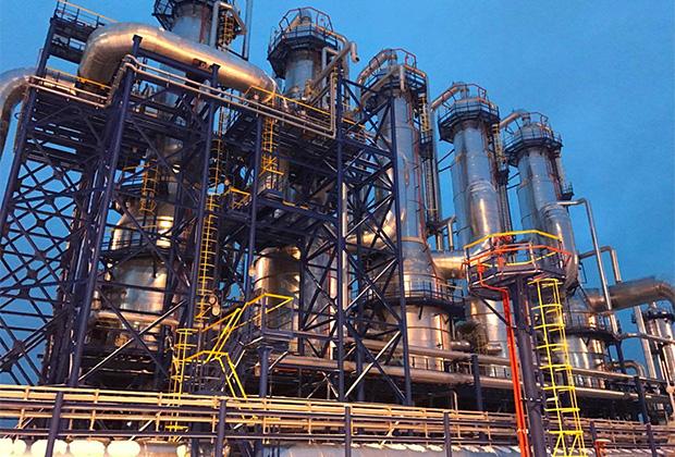 Ярегское нефтяное месторождение