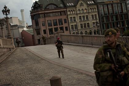 Норвежца уволили из норвежской армии из-за русской матери