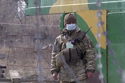 Украинский военный ограбил и поджег сослуживца в Донбассе