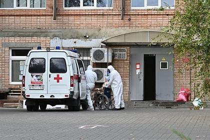 В России умерли 510 пациентов с коронавирусом за сутки