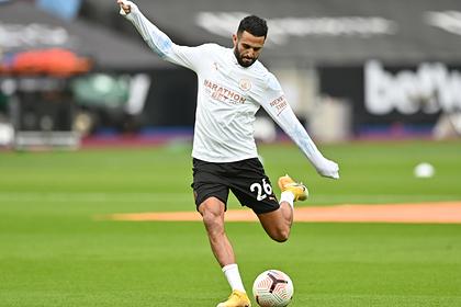 Хет-трик алжирца помог «Манчестер Сити» разгромить аутсайдера АПЛ
