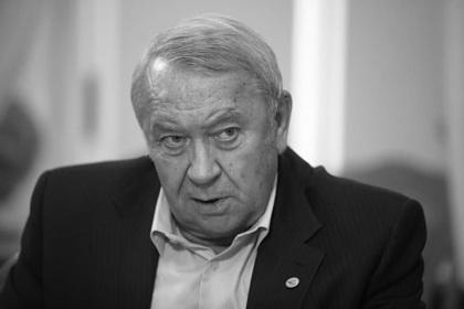Бывший президент РАН умер после заражения коронавирусом