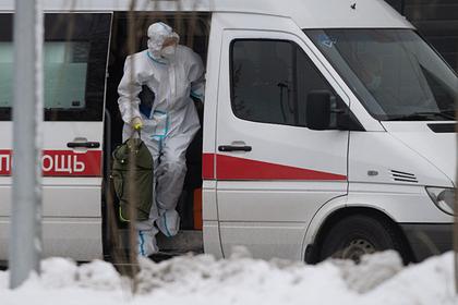 В России умерли 459 пациентов с коронавирусом за сутки