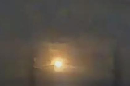 В небе над Японией заметили загадочный объект