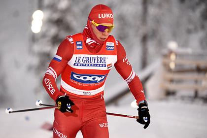 Российские лыжники завоевали два серебра в гонках преследования на этапе КМ