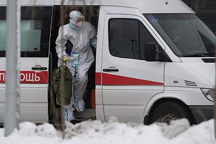 Назван процент переболевших коронавирусом россиян